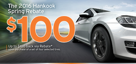 HANKOOK TIRE REBATE TIRE SHOP FREMONT CA
